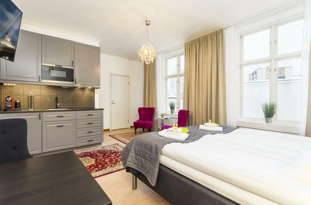 Lägenhet 24 kvm