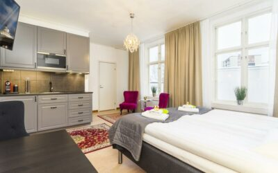 Hotell Drottninggatan 11, Boden – Lägenhet 24 kvm